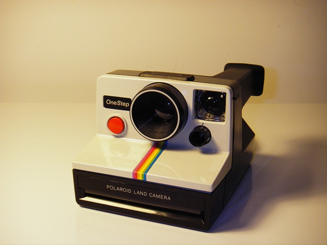 Polaroid point-and-shoot coming in 2009; no shaking required