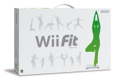 Nintendo talks about Wii Fit shortage