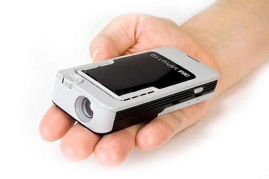 3M MPro110 Pocket Projector on sale September 30th