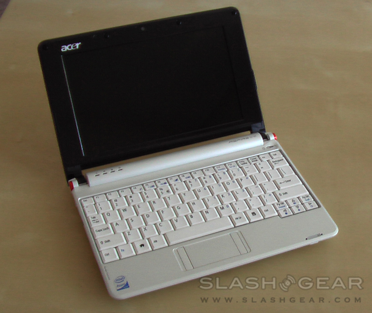 Acer Aspire One netbook SlashGear Review