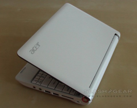 10-inch Acer Aspire One coming Q1 2009