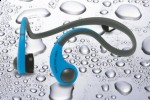 Audio Bone 1.0 Headphones are waterproof; better for ears