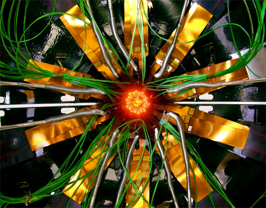 Large Hadron Collider taken offline for now