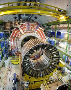 Large Hadron Collider set to turn on; scientists get death threats