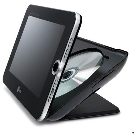 LG DP889 is Digital Picture Frame, DVD player in one