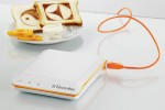 Electrolux toaster design burns headlines onto bread