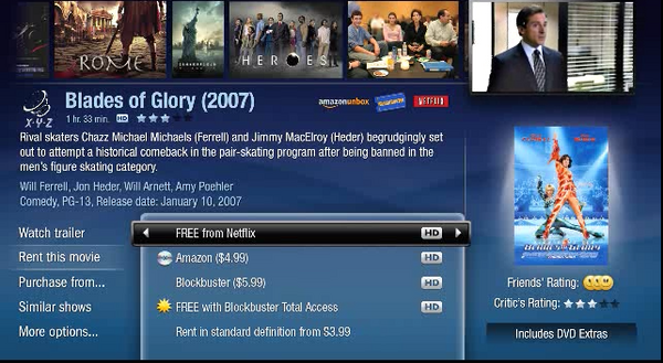 TIVO new User Interface in testing, features Picture in Guide at last!