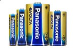 Panasonic announces Evolta batteries