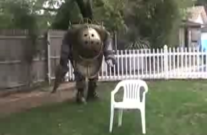 Bioshock Big Daddy costume is perfect for Halloween