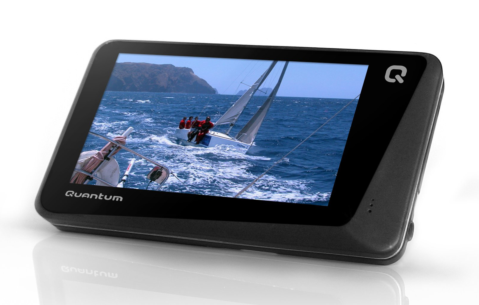 Quantum Video Touch digital TV PMP with GPS