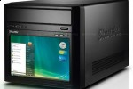Shuttle D10 desktop has touchscreen built in
