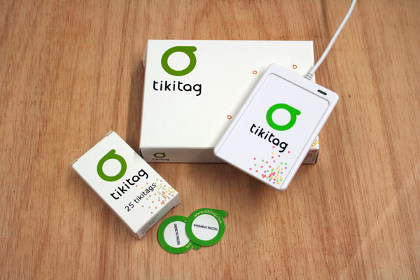Tikitag will bring RFID tagging to all objects