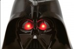 Darth Vader Sculpted Wall Clock is watching you