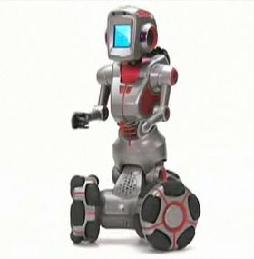 WowWee Mr Personality robot features in new demo video