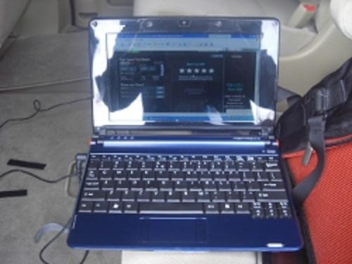 Acer Aspire One WiMAX netbook coming in 2009
