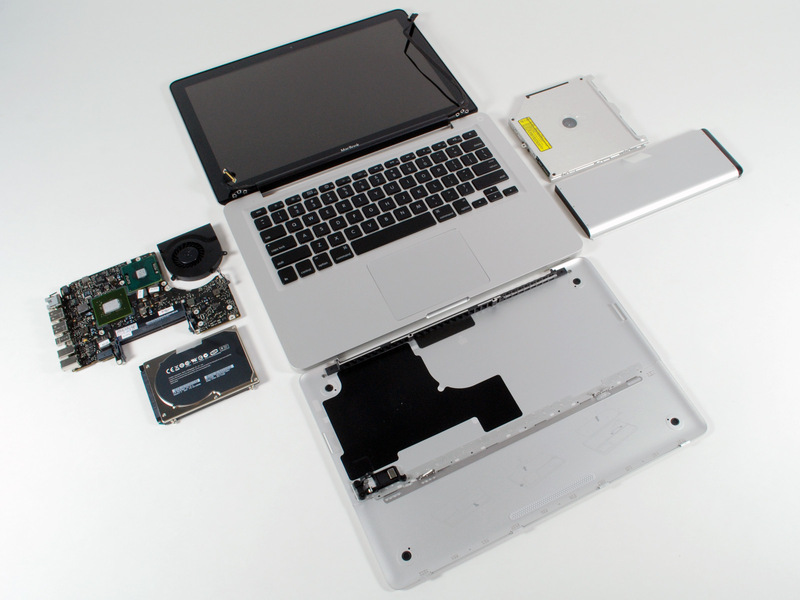Apple MacBook & MacBook Pro dissected: Expensive to repair?