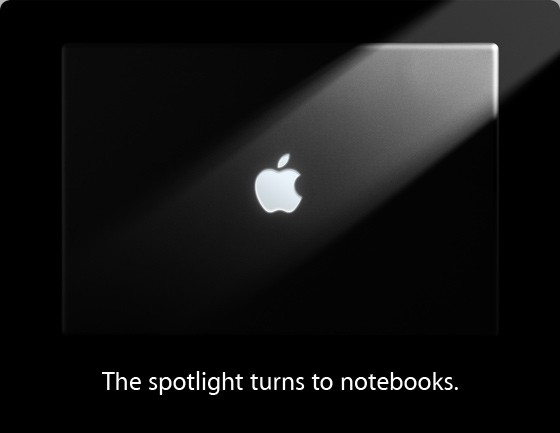 Apple MacBook 'Spotlight' Event confirmed October 14th: SlashGear LiveBlog