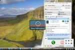 Windows 7 installed on ASUS Eee PC 1000H & MSI Wind: Video Demo
