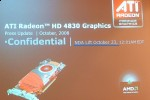 ATI Radeon HD 4830 announcement on Thursday October 23rd?