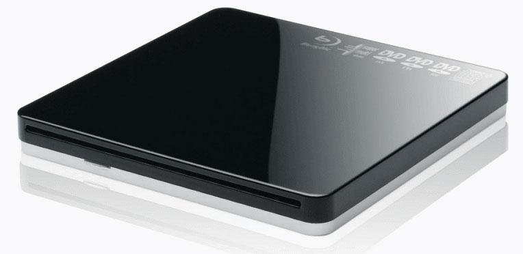 Amex Portable Blu-ray Super Multi Drive announced
