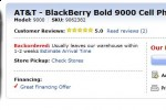 BlackBerry Bold gets $660 unsubsidized Best Buy price tag