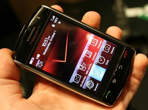 RIM 'Super BlackBerry' plus next-gen Storm in development