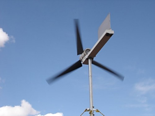 Своими руками ветровой генератор