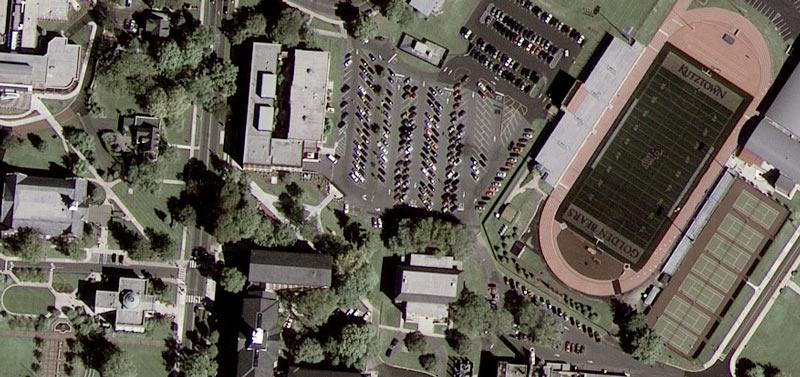 Google GeoEye-1 Satellite starts snapping photos