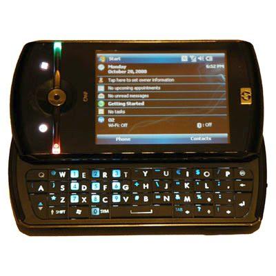 HP iPAQ Voice Messenger & iPAQ Data Messenger smartphones