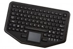 iKey BT-87-TP Rugged Bluetooth Keyboard meets NEMA 4X specs