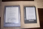 iRex DR1000S 10.2-inch eBook unboxed, compared, first impressions