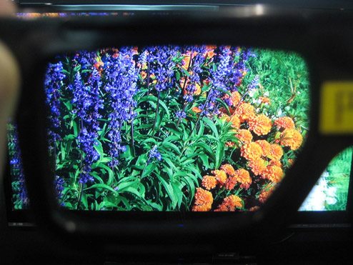 JVC Pseudo 3D glasses are a step up from the 3D glasses of yore