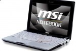 MSI Wind U120 3.5G WWAN business netbook photos emerge