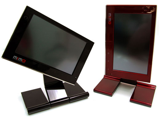 Nanovision MIMO 7-inch USB LCD with optional touchscreen & DMB