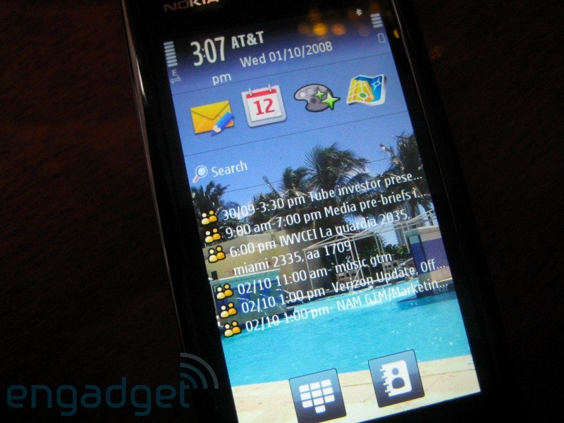 Nokia 5800 XpressMusic hands-on roundup