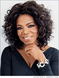 "Oprah calls Amazon Kindle ""my new favorite thing in the world"""