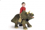 Kota Triceratops robot released