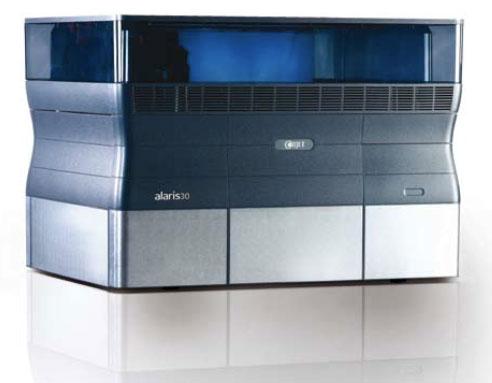 Objet Alaris 30 Desktop 3D Printer creates prototypes on the fly