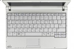 Samsung NC10 netbook: better keyboard layout than rivals