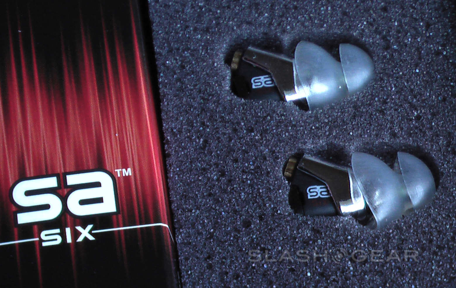 Sleek Audio SA6 In-Ear Monitor Earphones SlashGear Review