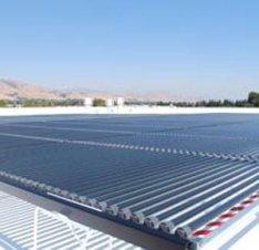 Solyndra solar panels generate more energy