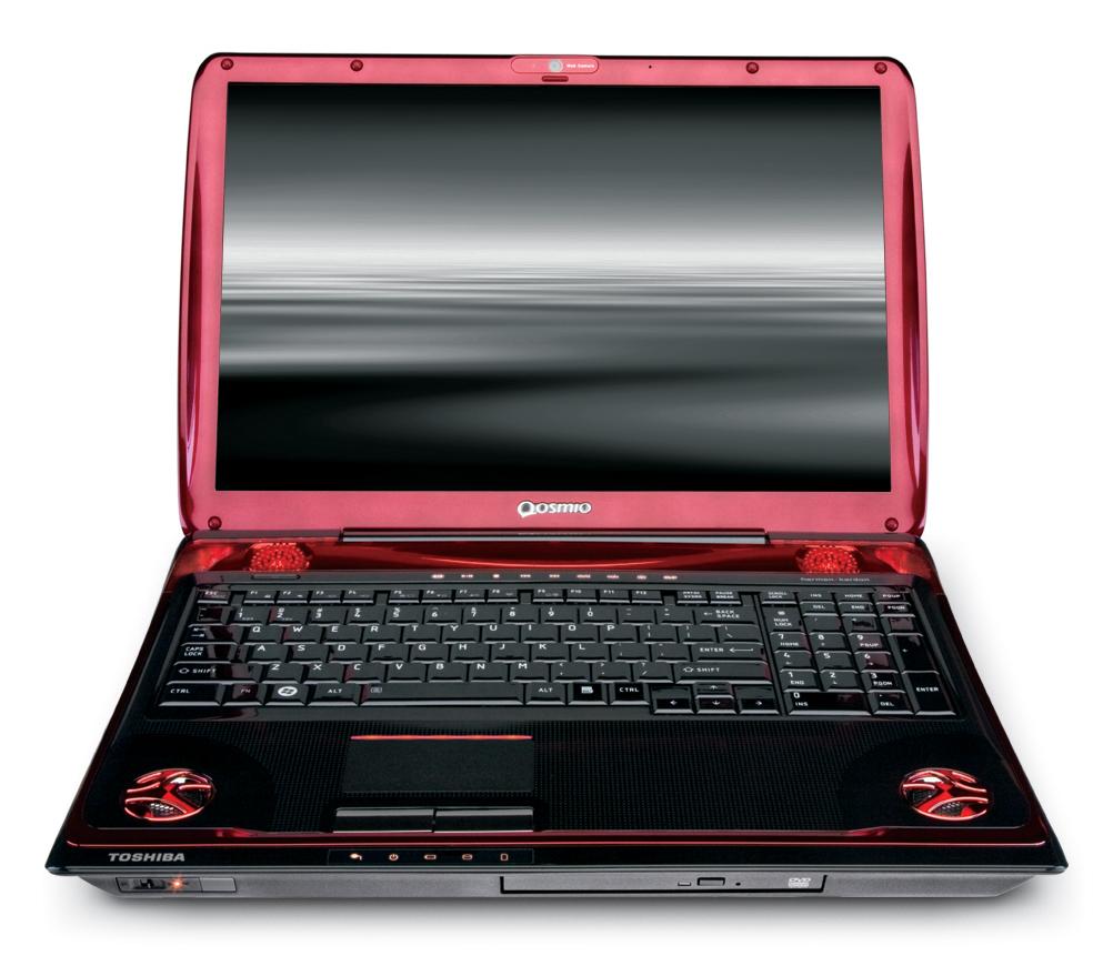 Toshiba Qosmio X305-Q708: $4,200 of quadcore, triple-graphics gaming laptop