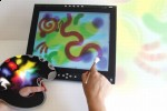 Virtuo Digital Palette concept makes for mess-free painting
