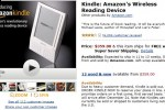 Amazon Kindle sold out: three month delay