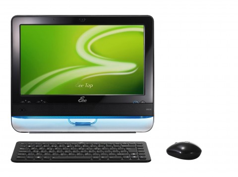 20 and 22 inch ASUS Eee Top touchscreen PCs coming 1H 2009