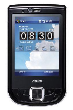 ASUS P565 800MHz WM6.1 smartphone