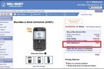 Walmart offer 'Free' BlackBerry Bold, with heavy contract prices