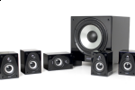 Energy RC-Micro 5.1 speakers are small but powerful
