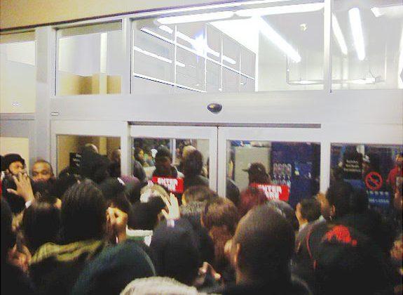 Wal-Mart employee killed in Black Friday stampede