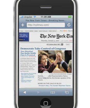Apple sued over iPhone Safari browser tech